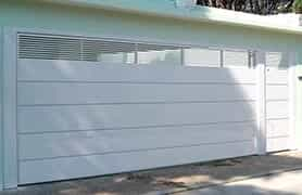 Portas automáticas para garagens