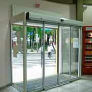 Kit porta automática