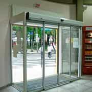 Portas automáticas para comercio