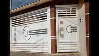 Empresa de instalação de porta de enrolar automática